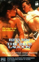 Return to the Blue Lagoon movie poster (1991) picture MOV_b368ac5e