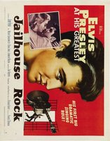 Jailhouse Rock movie poster (1957) picture MOV_b3697a93