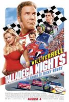 Talladega Nights: The Ballad of Ricky Bobby movie poster (2006) picture MOV_b36a94d5