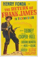 The Return of Frank James movie poster (1940) picture MOV_b36ff326