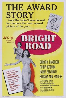 Bright Road movie poster (1953) poster MOV_b3700664