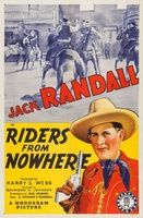 Riders from Nowhere movie poster (1940) picture MOV_b370ca0a