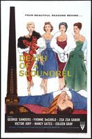 Death of a Scoundrel movie poster (1956) picture MOV_b375d1bf