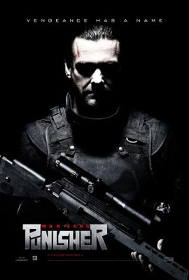 Punisher: War Zone movie poster (2008) poster MOV_b3775fd4