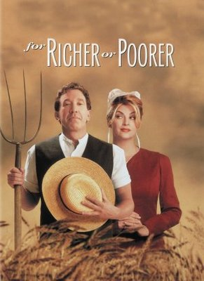 For Richer or Poorer movie poster (1997) poster MOV_b37d6793