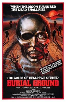 Le notti del terrore movie poster (1981) poster MOV_b380719e