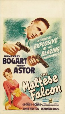 The Maltese Falcon movie poster (1941) poster MOV_b382f432
