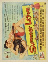 Summer Love movie poster (1958) picture MOV_ba69e8b3