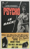 Psycho movie poster (1960) picture MOV_b38342a9