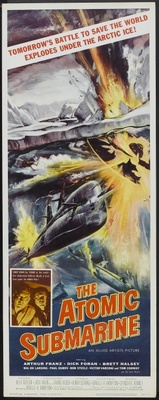 The Atomic Submarine movie poster (1959) poster MOV_b3837a95