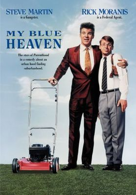 My Blue Heaven movie poster (1990) poster MOV_b384c6ae