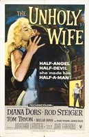 The Unholy Wife movie poster (1957) picture MOV_b3856955