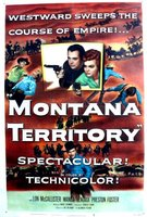 Montana Territory movie poster (1952) picture MOV_b3886dc6