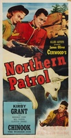 Northern Patrol movie poster (1953) picture MOV_b38b0eef