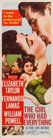 The Girl Who Had Everything movie poster (1953) picture MOV_b38be9a1