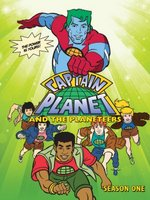 Captain Planet and the Planeteers movie poster (1990) picture MOV_b3945ffb