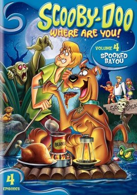 Scooby-Doo, Where Are You! movie poster (1969) poster MOV_b394c846