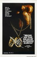 Bring Me the Head of Alfredo Garcia movie poster (1974) picture MOV_b397c402