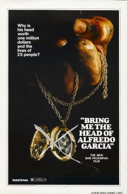Bring Me the Head of Alfredo Garcia movie poster (1974) poster MOV_b397c402
