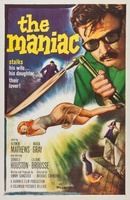 Maniac movie poster (1963) picture MOV_b399d720