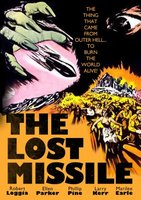 The Lost Missile movie poster (1958) picture MOV_b3a520a4