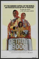 Detroit 9000 movie poster (1973) picture MOV_b3a57253