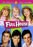 Full House movie poster (1987) picture MOV_b3a6020c