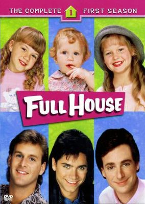 Full House movie poster (1987) poster MOV_b3a6020c