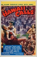 Hawaii Calls movie poster (1938) picture MOV_b3ae7694