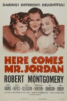 Here Comes Mr. Jordan movie poster (1941) picture MOV_b3afd462