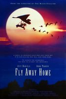 Fly Away Home movie poster (1996) picture MOV_b3b0a7d5