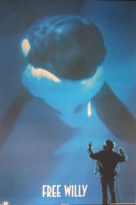 Free Willy movie poster (1993) poster MOV_b3b4d8a0