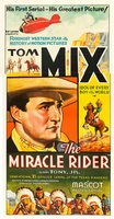 The Miracle Rider movie poster (1935) picture MOV_b3b901f5
