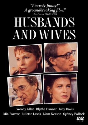 Husbands and Wives movie poster (1992) poster MOV_b3ba9aea