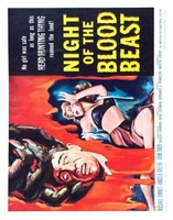 Night of the Blood Beast movie poster (1958) picture MOV_b3bad254
