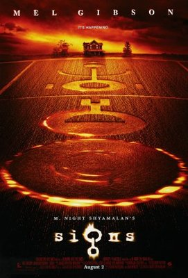 Signs movie poster (2002) poster MOV_b3c0bac1