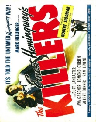 The Killers movie poster (1946) poster MOV_b3c124fd