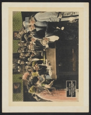 Bumping Into Broadway movie poster (1919) poster MOV_b3cb407c