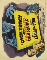 Dick Tracy Meets Gruesome movie poster (1947) picture MOV_b3d49e8d