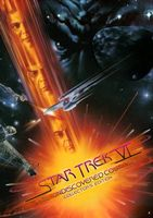 Star Trek: The Undiscovered Country movie poster (1991) picture MOV_b3d76cd6
