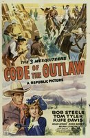 Code of the Outlaw movie poster (1942) picture MOV_b3d7e62d