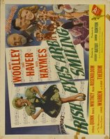 Irish Eyes Are Smiling movie poster (1944) picture MOV_b3e6de49