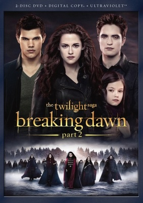 The Twilight Saga: Breaking Dawn - Part 2 movie poster (2012) poster MOV_b3e86618