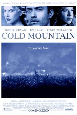 Cold Mountain movie poster (2003) poster MOV_b3e99a99