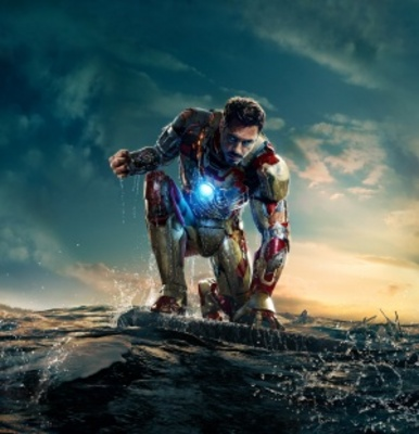 Iron Man 3 movie poster (2013) poster MOV_b3ee3576