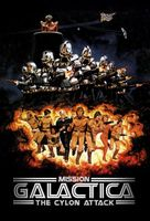 Mission Galactica: The Cylon Attack movie poster (1978) picture MOV_b3eeb7fc