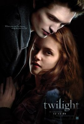 Twilight movie poster (2008) poster MOV_b3f1c345