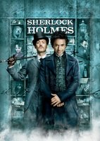 Sherlock Holmes movie poster (2009) picture MOV_b3f215f0
