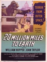 20 Million Miles to Earth movie poster (1957) picture MOV_bce6b0b0