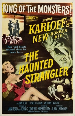 Grip of the Strangler movie poster (1958) poster MOV_b3f39402
